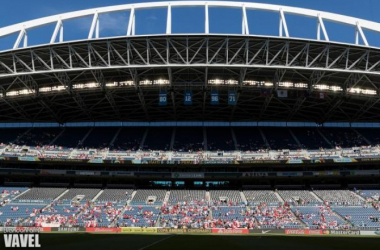 A general view of CenturyLink Field before a game.(Brandon Farris/VAVEL USA)