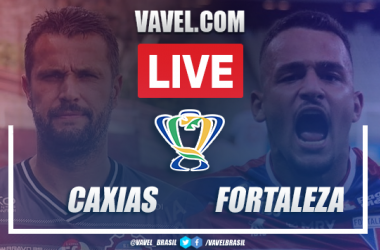 Gol e melhores momentos de Caxias 0 x 1 Fortaleza pela Copa do Brasil 2021