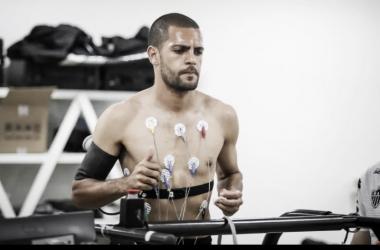 Atacante já realizou exames médicos (Foto: Divulgação/Site oficial atlético)