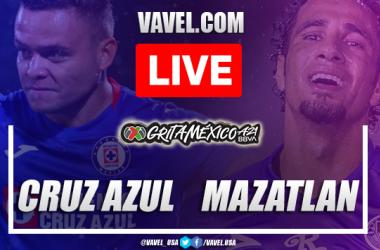 Goals and Highlights: Cruz Azul 0-2 Mazatlan in Liga MX 2021