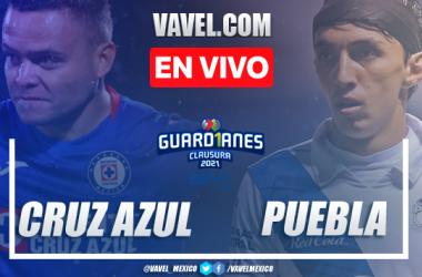 Goles y resumen: Cruz Azul 0-1 Puebla en Liga MX Guardianes 2021