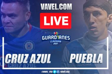 Goals and Highlights Cruz Azul 0-1 Puebla, 2020 Liga MX