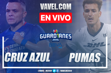 Goles y Resumen: Cruz Azul 1-2 Pumas en Liga MX