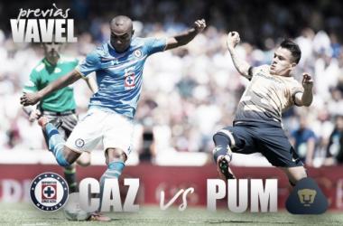 Previa Cruz Azul - Pumas: el primer derby capitalino