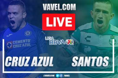 Goals and Highlights: Cruz Azul 3-0 Santos Laguna in Liga MX 2020