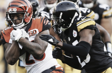 Another key AFC battle is set to unfold in Cincinnati on Monday night | Source: Keith Srakocic-Associated Press