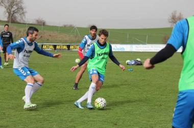 Plan de entrenamientos semanal: 22-28 de febero | Fotografía: Deportivo Alavés