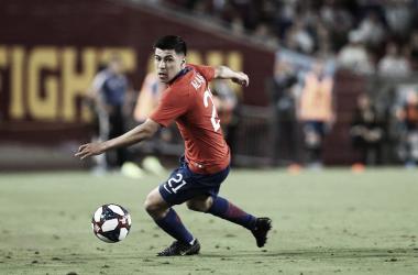 Tomás Alarcón (Jugador de Chile)