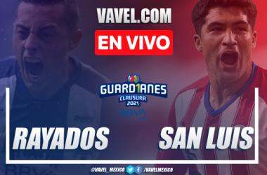 Goles y resumen: Monterrey 2-0 Atlético San Luis en Liga MX Guardianes 2021
