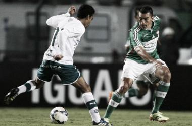 Palmeiras se recupera no Brasileiro e vence o Goiás no Pacaembu