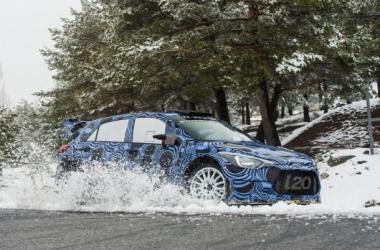 Hyundai sigue desarrollando los nuevos i20