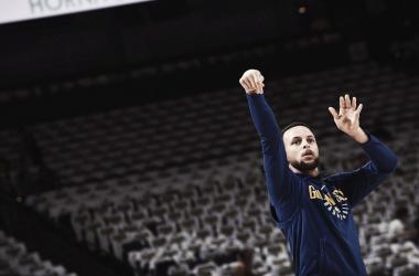 Curry quiere volver el viernes contra los Hawks