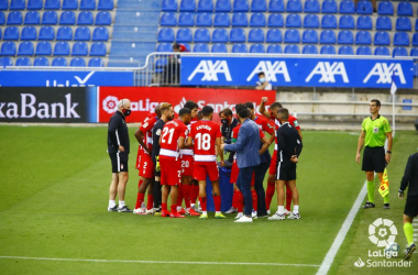 Alavés - Granada CF : puntuaciones del Granada, jornada 33 de LaLiga