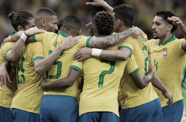 Chocolate! Brasil goleia Honduras no último jogo antes da estreia na Copa América