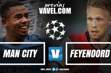 Liderança antecipada x vaga à UEL: City e Feyenoord miram objetivos diferentes no Grupo F