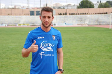 """Entrevista. Adrián Gallardo: """"Vestir la camiseta del San Fernando es un orgullo"""""""