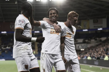Cardiff City 0-2 Hull City: Tigers end City's unbeaten run