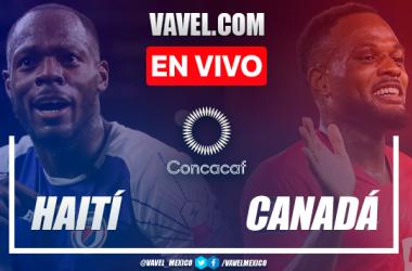 Resumen y gol: Haití 0-1 Canadá en Eliminatorias de CONCACAF 2021