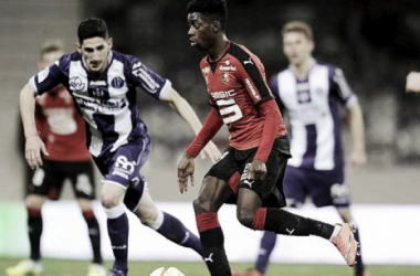 Ousmane Dembele was star of the show