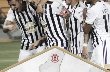 El CD Badajoz se alza con la victoria en su primer partido de la temporada