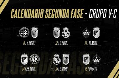 El CD Badajoz ya conoce las fechas para la segunda fase