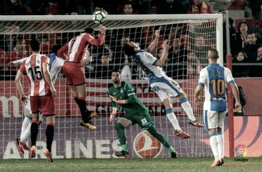 Puntuaciones Girona FC - CD Leganés