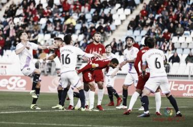 Ojeando al rival del Reus: el Numancia no quiere descolgarse del play-off