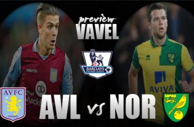 Aston Villa - Norwich: final anticipada en Villa Park