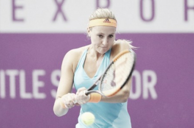 Mladenovic progresses to the second round | Photo: Formula TX