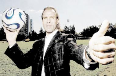 Navarro Montoya, desde la experiencia, aportó confianza para Werner. Foto: Web