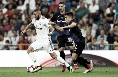 Leganés encara campeão Real Madrid na tentativa de se livrar do rebaixamento