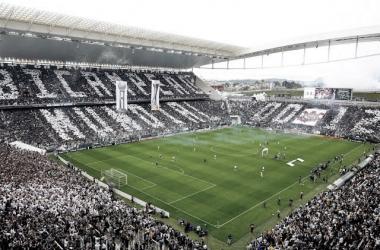 Foto:Divulgação Arena Corinthians