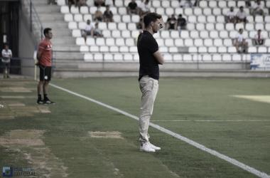 Víctor Cea. Foto: José Luis Cotobal