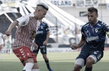 Último enfrentamiento- Fecha 13 (22/06/2021)- Quilmes 3- Chacarita 1
