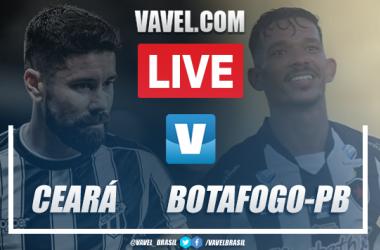 Gols e melhores momentos de Ceará x Botafogo da Paraíba pela Copa do Nordeste (2-2)