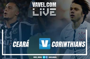 Resultado Ceará x Corinthians pelo Campeonato Brasileiro 2018 (2-1)