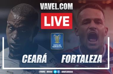 Melhores momentos Ceará 0 x 0 Fortaleza pela Copa do Nordeste 2020
