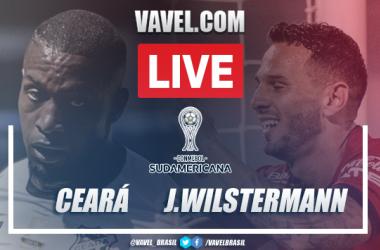 Gols e melhores momentos de Ceará 3 x 1 Jorge Wilstermann