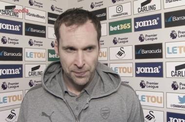 "Cech: ""Si le das dos goles así a tu rival, es muy difícil"""