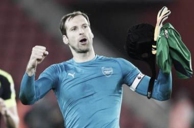 """Cech: """"Estoy feliz de contribuir"""""""