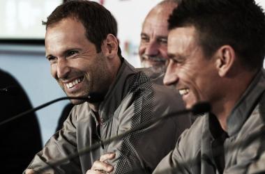 """Cech: """"Podemos competir con cualquiera"""""""