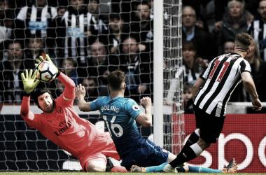 """Cech: """"El segundo gol resume perfectamente nuestra temporada fuera de casa"""""""