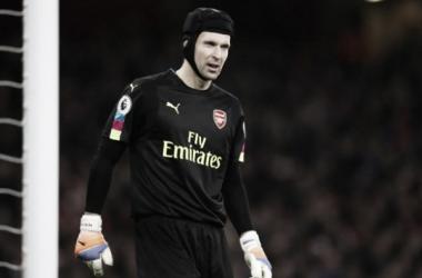 """Cech: """"Si ganamos nuestro partido, hacemos nuestro trabajo"""""""