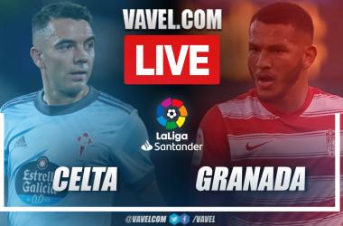 Celta de Vigo vs Granada CF: Live Stream, Score Updates and How to Watch LaLiga Match