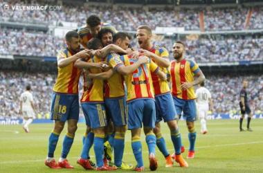 Real Madrid - Valencia: puntuaciones del Valencia, jornada 36 de la liga BBVA
