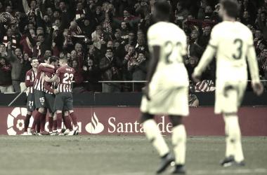 Imagen Web Club Atlético de Madrid.