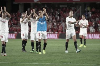 Granada CF - Sevilla FC: puntuaciones del Sevilla, jornada 2 de La Liga