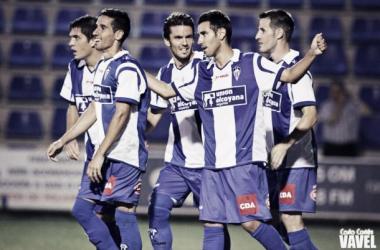 CD Alcoyano 1-0 Huracán Valencia: Rayco golpea de nuevo