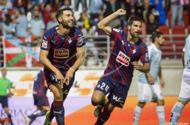 El Celta - Eibar se jugará el sábado 20 de febrero a las 22:05 horas