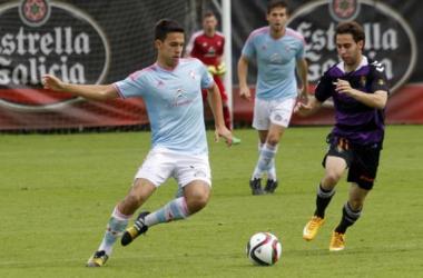 El Celta B debutará ante el Racing de Santander en el grupo más gallego